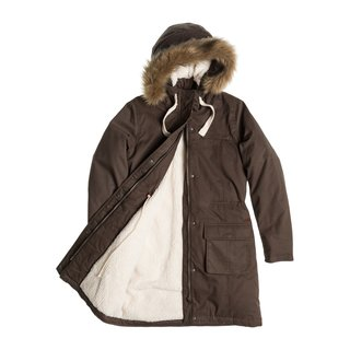 ROXY Roadtrip Jacket Winter Jacke Women Major Brown ERJJK03006 (UVP 189,95)