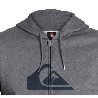 Quiksilver Hood Zip  Full Zip Hoodie Kapuze Light Grey 3027 (UVP 69.95?)