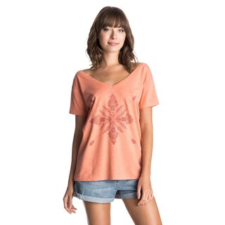 Roxy T-Shirts Pink Lake Four Stars ERJZT03382