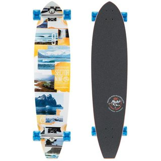 SECTOR 9 Longboard Voyager Complete UVP 219,-