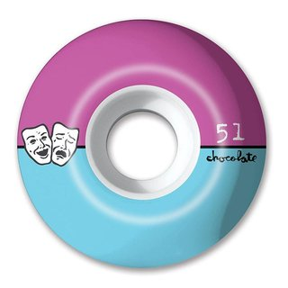 Chocolate Wheels - Pagliacci Staple - 51mm