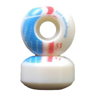 Girl Skateboards - National - 53mm