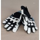 Lush Race Deluxe Gloves black/white (UVP 79,90) - Größe XL