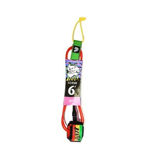 Catch Surf 6 Beater Pro-Comp Leash - Farbe rasta