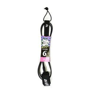 Catch Surf 6 Beater Pro-Comp Leash Black