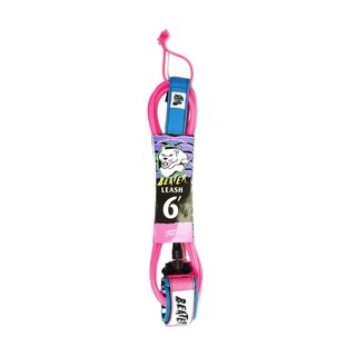 Catch Surf 6 Beater Pro-Comp Leash Pink