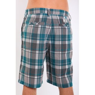 Billabong Walkshort Hose Matty Short royal Checker sz 28